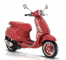 Vespa Primavera RED alternatief